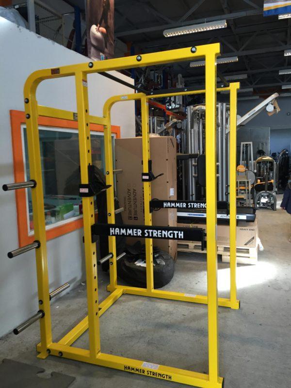 Power rack Hammer strength