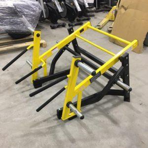 Hammer strength squat- lounge reparirano