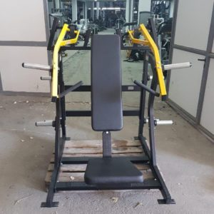 Hammer strength super incline press